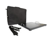 Vboard flat series small, 16 x 18 pedalboard with transport bag