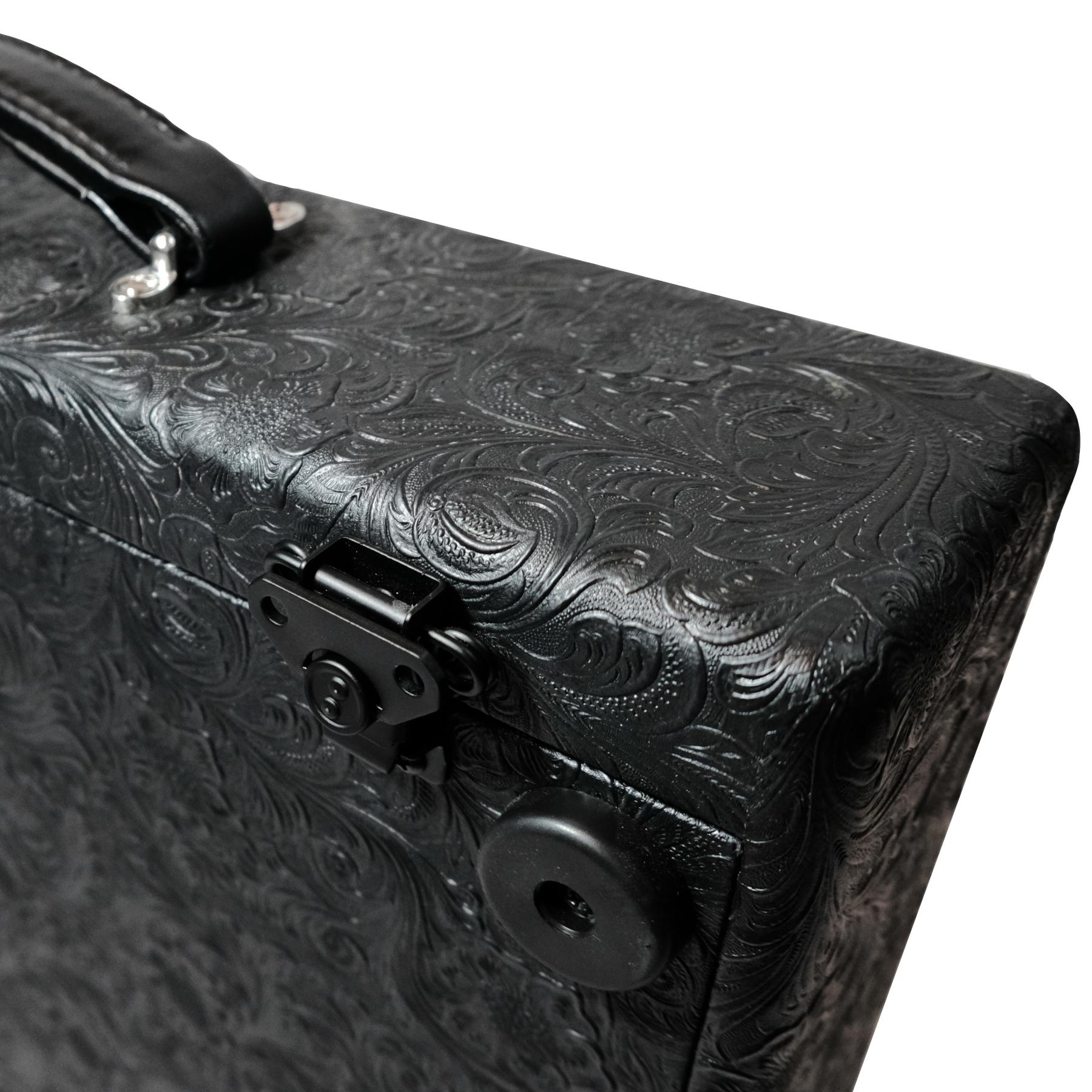 Vboutique 12 x 20 modern vintage suitcase board
