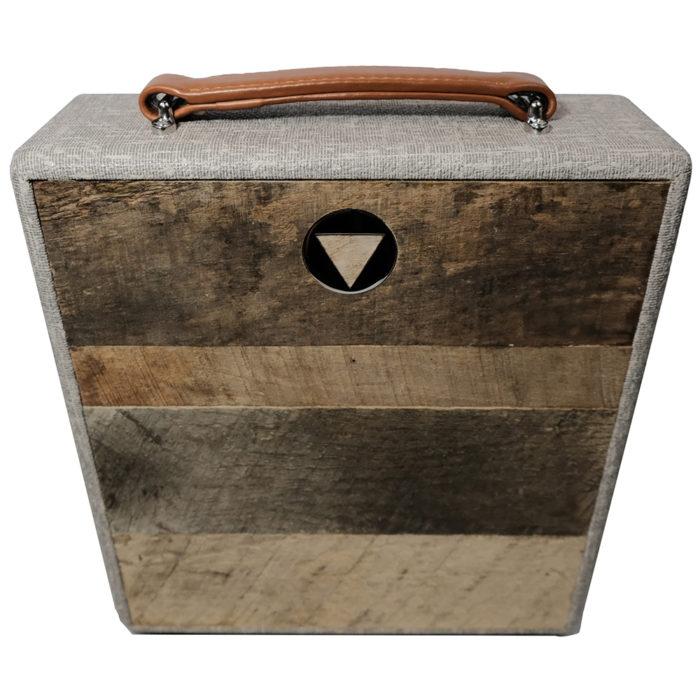 VBoutique 12 x 12 Modern Vintage Suitcase pedalboard