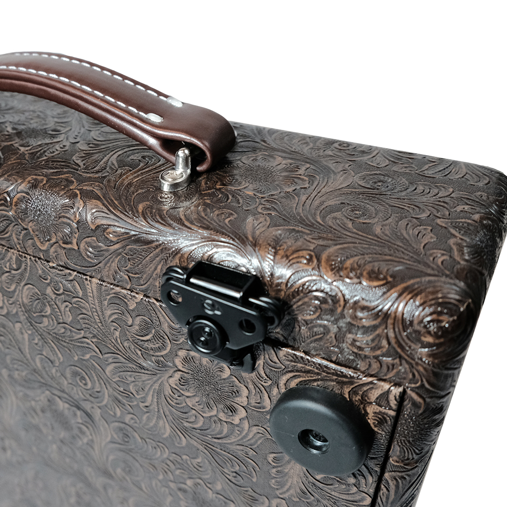 VBoutique 12 x 16 Modern Vintage Suitcase Pedalboard