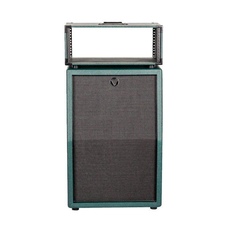 VBoutique Diagonal 2 x 12 with VFly 4 space rack case